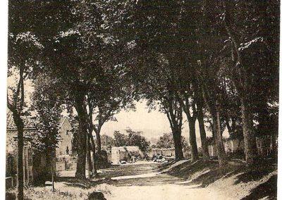 Cartes postales anciennes Allée du Calvaire