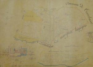 Plan cadastral Alan 1820