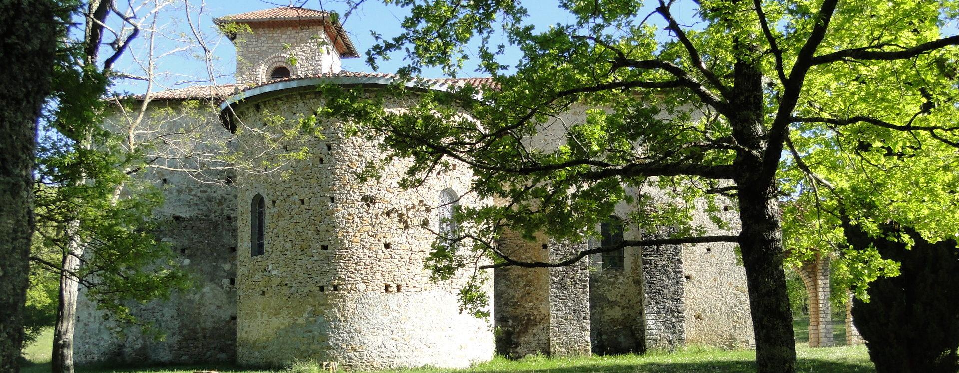 Image de la Chapelle Notre-Dame de Saint-Bernard dédiée à la Vierge