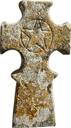 Croix pattée ou croix chrétienne