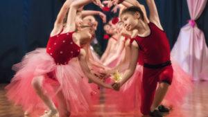 Présentation programme danse