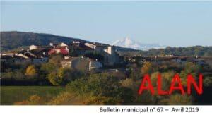 Bulletin N° 67 – Avril 2019