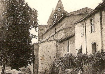 Cartes postales anciennes - Les vieux fossés