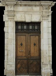 Porte Maison Montoussé