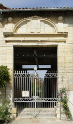 Portail du Palais des Evêques