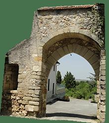 Porte de Benque