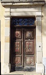 Porte rue Fonicarde